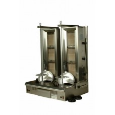 TWIN KEBAB MACHINE