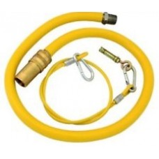 GAS HOSE 1.5M CONNECTOR