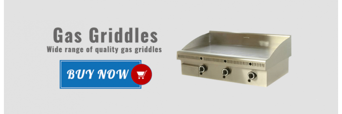 Gas Griddles